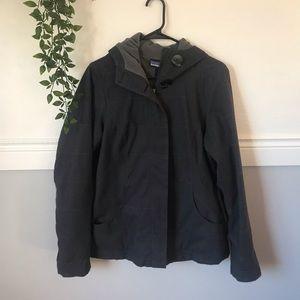 Patagonia Gray Winter Coat